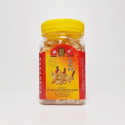 嫩姜片 GINGER SLICE 160G